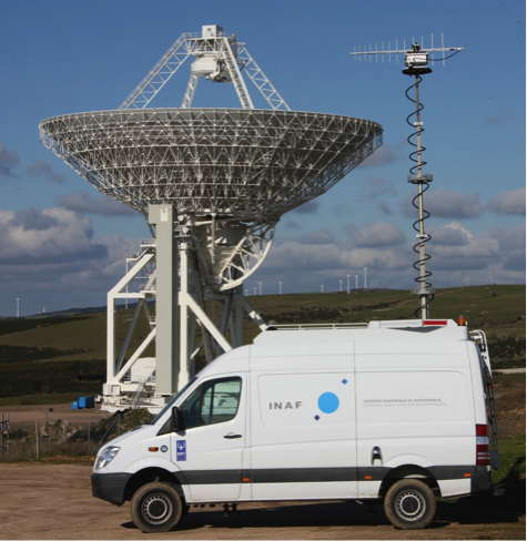 The Mobile Laboratory for Radio-Frequency Interference Monitoring at the Sardinia Radio Telescope, https://ieeexplore.ieee.org/document/6735468/